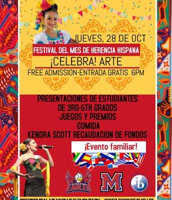 Festival del Mes de Herencia Hispana