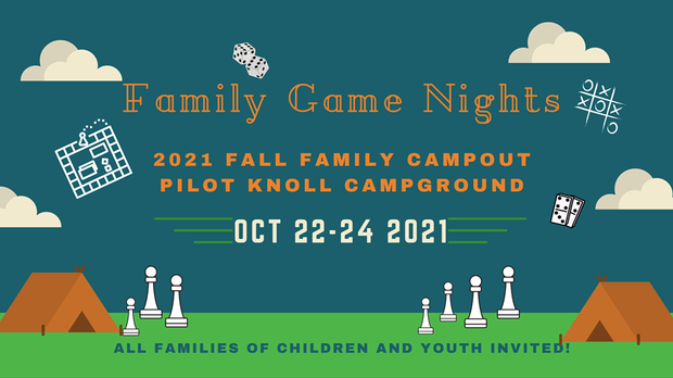 Family Fall Campout