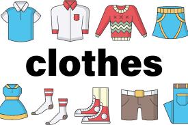 Extra clothes