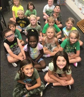 Mrs. Thompson's 1st Grade