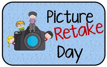 OES Picture Retake Day October 18th
