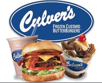 Culver's Fundraiser