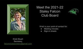Kristi Stuart, Secretary