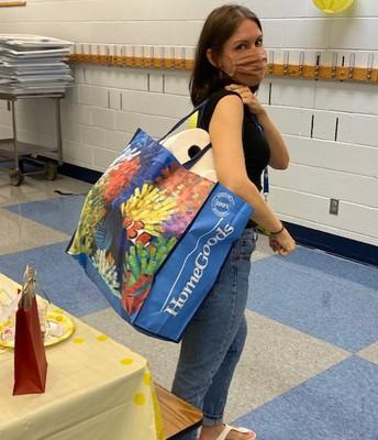Ms. McGurn, our English Learner teacher