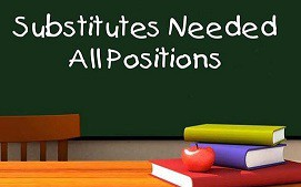 SUBSTITUTES IN HIGH DEMAND