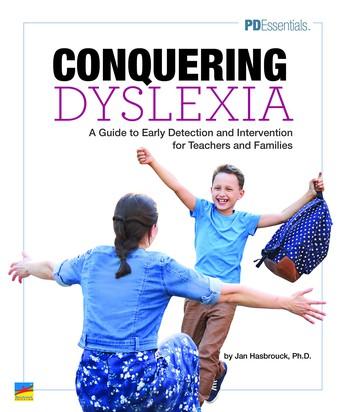 Conversation Corner:                                 Conquering Dyslexia