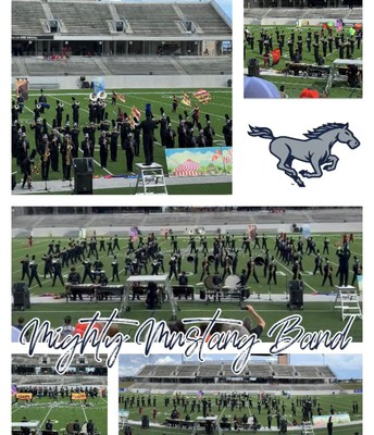 A Successful UIL Marching Band Season