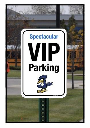 VIP Spectacular Parking