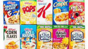 STUCO Cereal September Event - NOW  through September 17th