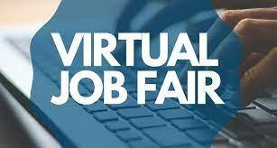 High School Virtual Job Fair June 17th