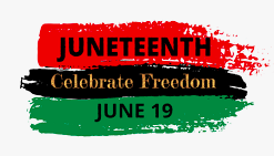 We're celebrating Juneteenth by learning from read alouds