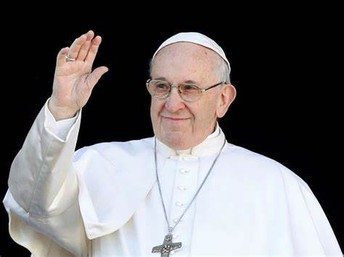 Pope Francis' Monthly Intention