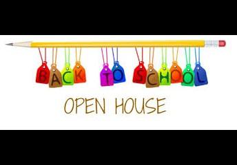 Open House/Meet the Teacher - All Grades