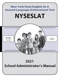 NYSESLAT Scale Score Ranges