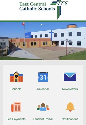 ECCS Mobile App