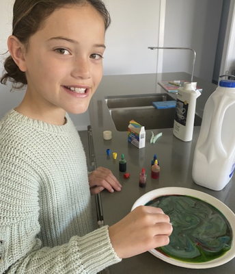Great home learning Rylee