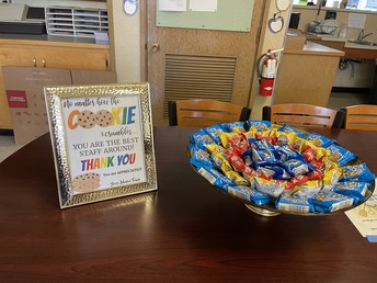 SMS- We love our Staff!