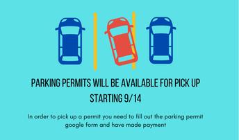 Parking Permit Information