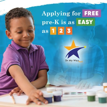 On My Way Pre-K applications for the 2021-2022 school year now available statewide