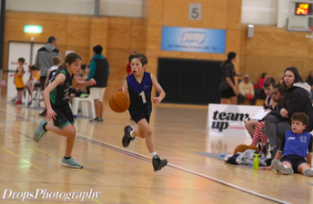 Cortez G on the move against Greenpark School