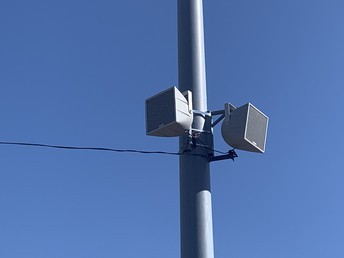 Shaffer Field Speaker Upgrades