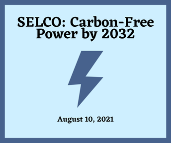 SELCO: Carbon-Free Power by 2032