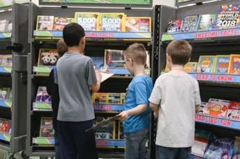 CCES Book Fair