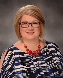 Dr. Kelly Kitchens, Principal