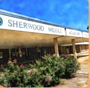 Sherwood Middle Academic Magnet School
