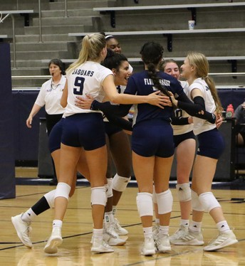 Jag Volleyball - FMHS vs. Plano East and Marcus