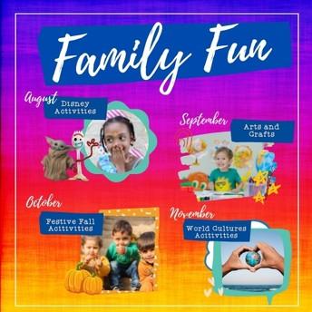 Family Fun Wednesdays!