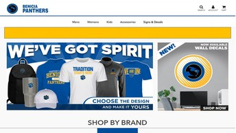 New: Purchase BHS Gear Online