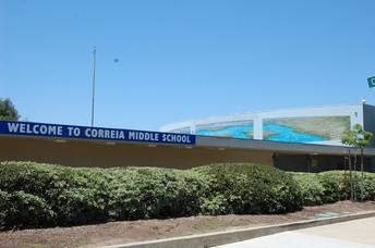 CORREIA MIDDLE SCHOOL