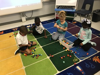Miss Bruton and Mrs. Shehan's Class