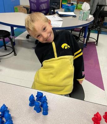 Kindergarten Math Work
