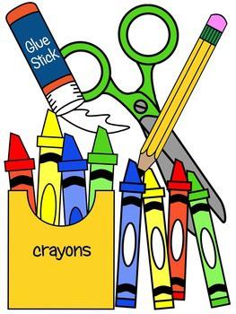 School Supply Pouches - Grades K-5