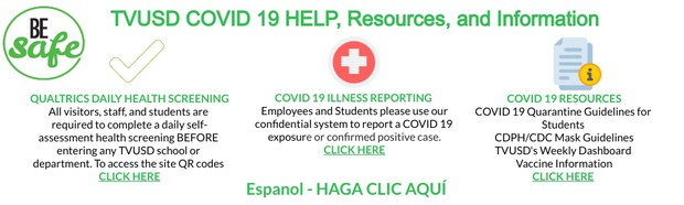 COVID Help and Resources