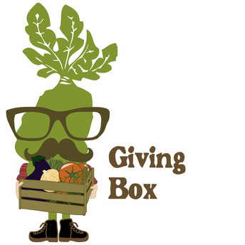 Donate a Giving Box Filled with Local Produce