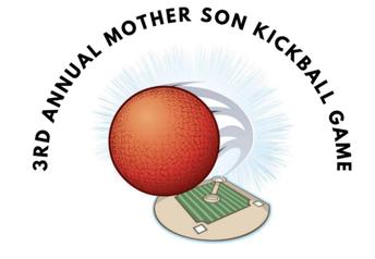CPTO Mother/Son Kickball Game