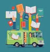 LOL (Loving Oconomowoc Literacy) Bookmobile