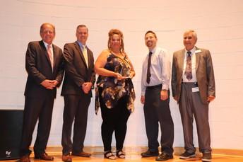 School Nutrition Association Awards Mideast Regional Employee of the Year