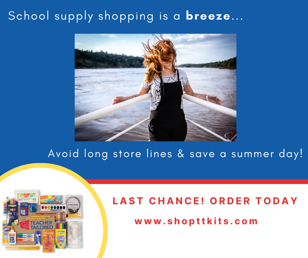 Click here to shop WCHE supply kits - use code 79519
