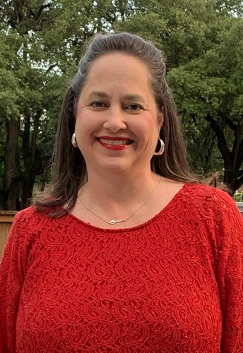 Candlewood Elementary Librarian, Terri Stamm