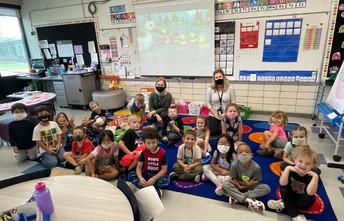Miss Amb's Kindergarten Class