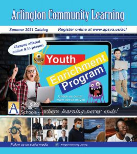 Arlington Community Learning Summer Registration Now Open
