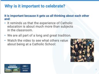 Why we celebrate?
