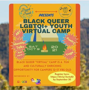 Virtual Youth Camp!