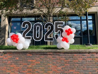 Good luck to the Class of 2025