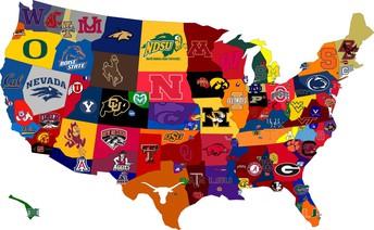 2021 Fly-In & Diversity College Program List