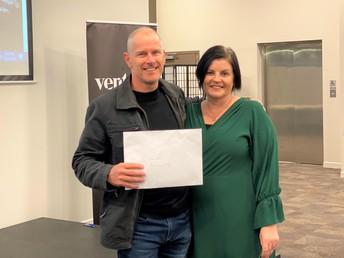 Peter Makin and Michelle Jordan (VTT)